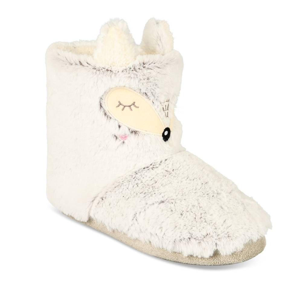Chaussons BLANC MERRY SCOTT