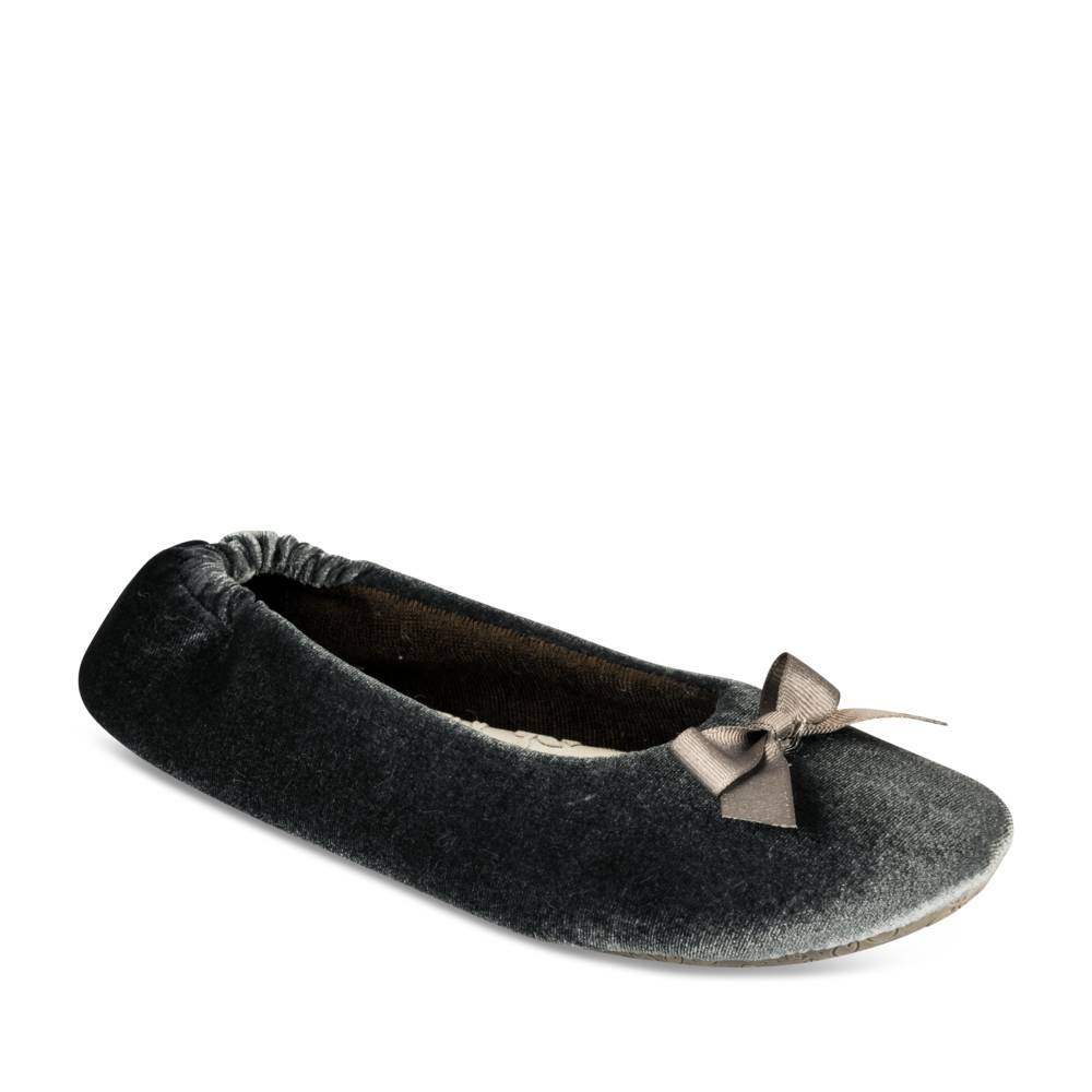 Chaussons GRIS BLUE RHYTHM