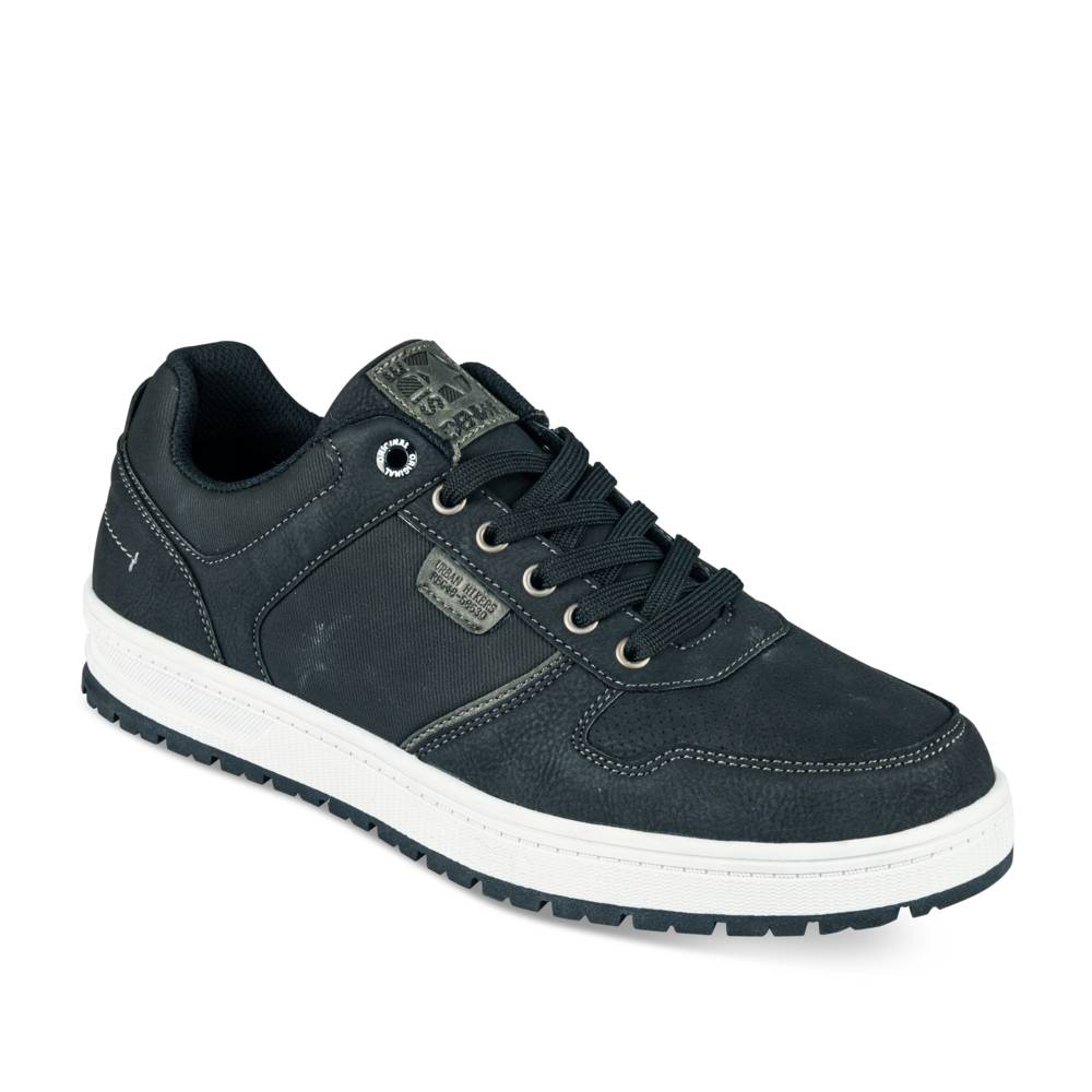 Baskets NOIR DENIM SIDE
