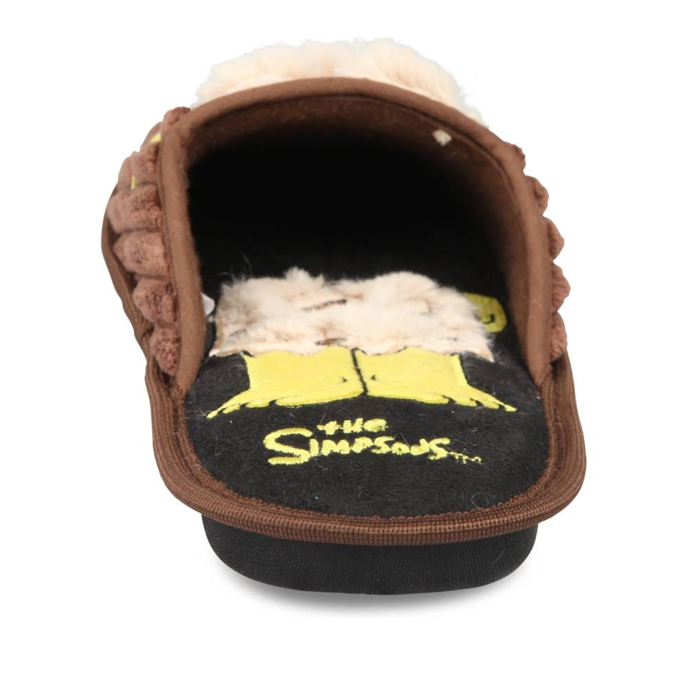 Chaussons Marron Simpsons OU2hPA