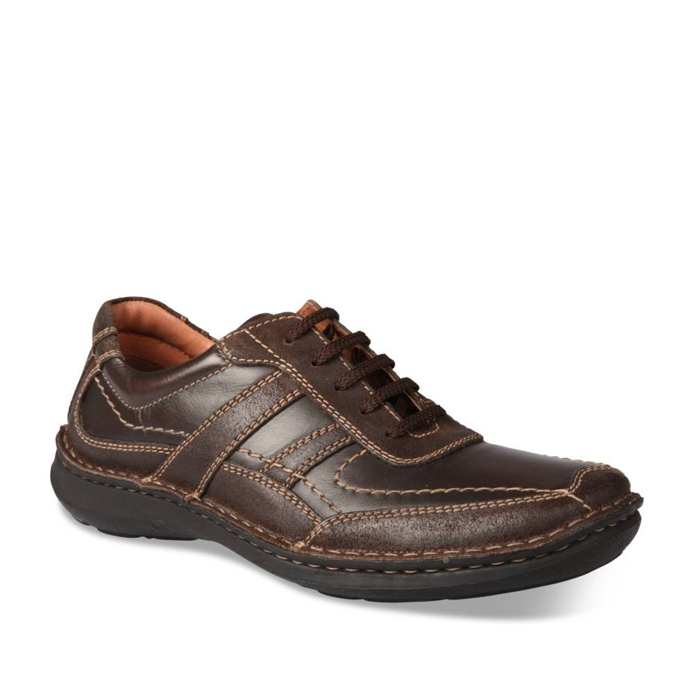 3e841362dff Baskets MARRON NEOSOFT HOMME CUIR - Baskets - Homme GH8HUA1Z -  destrainspourtous.fr