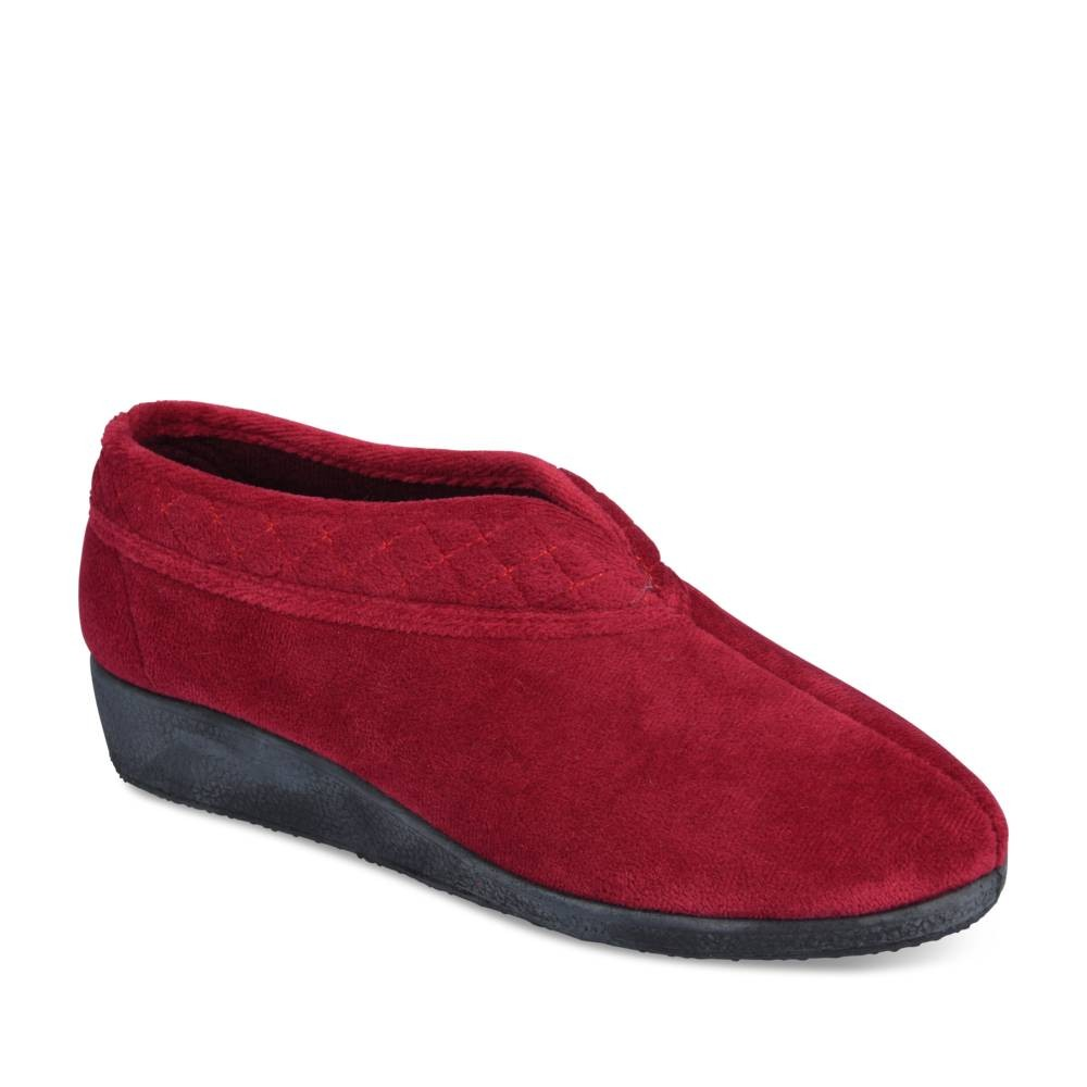 Chaussons Rouge Green Relax