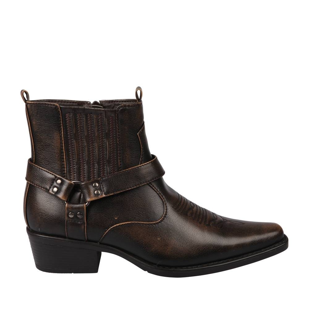 chaussea bottines homme