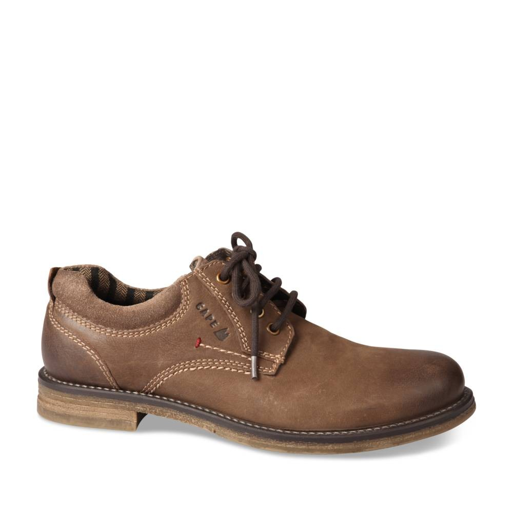 Derbies Marron Cape Mountain Cuir vjnTjU8oM