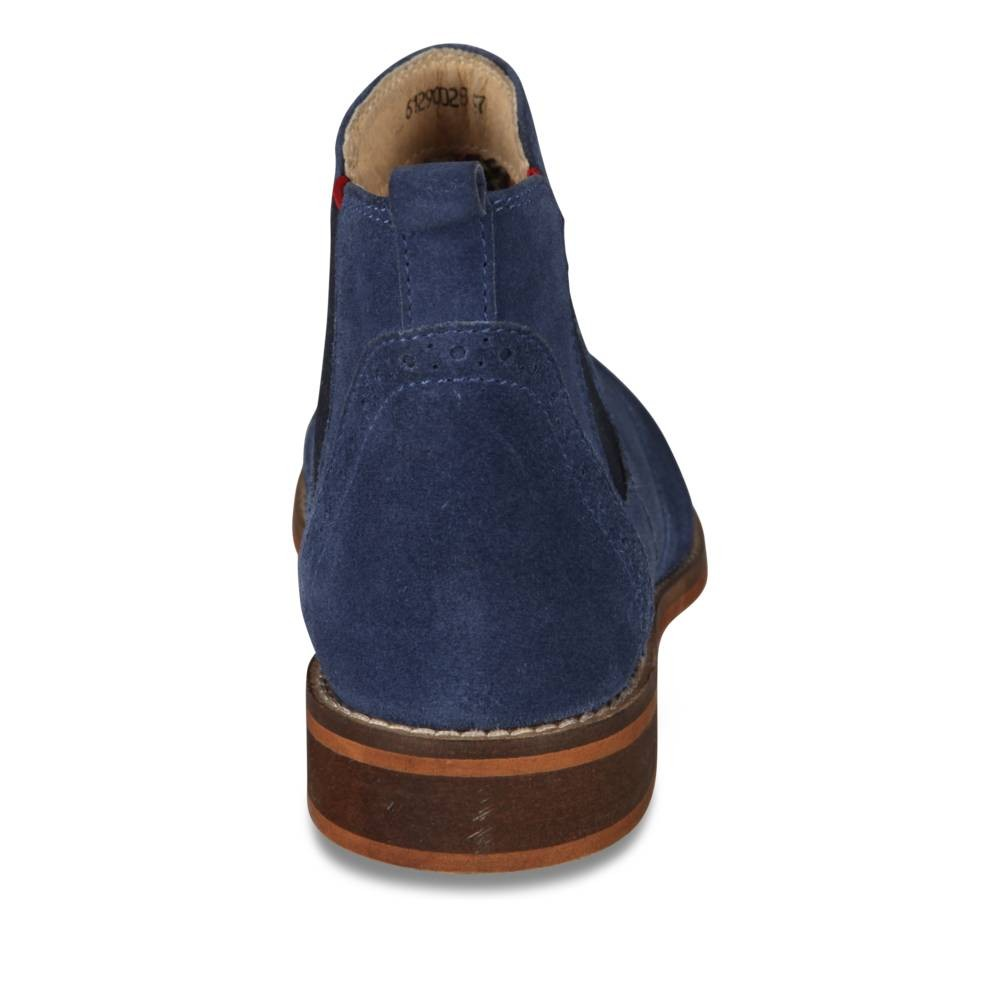 Bottines Bleu Closer