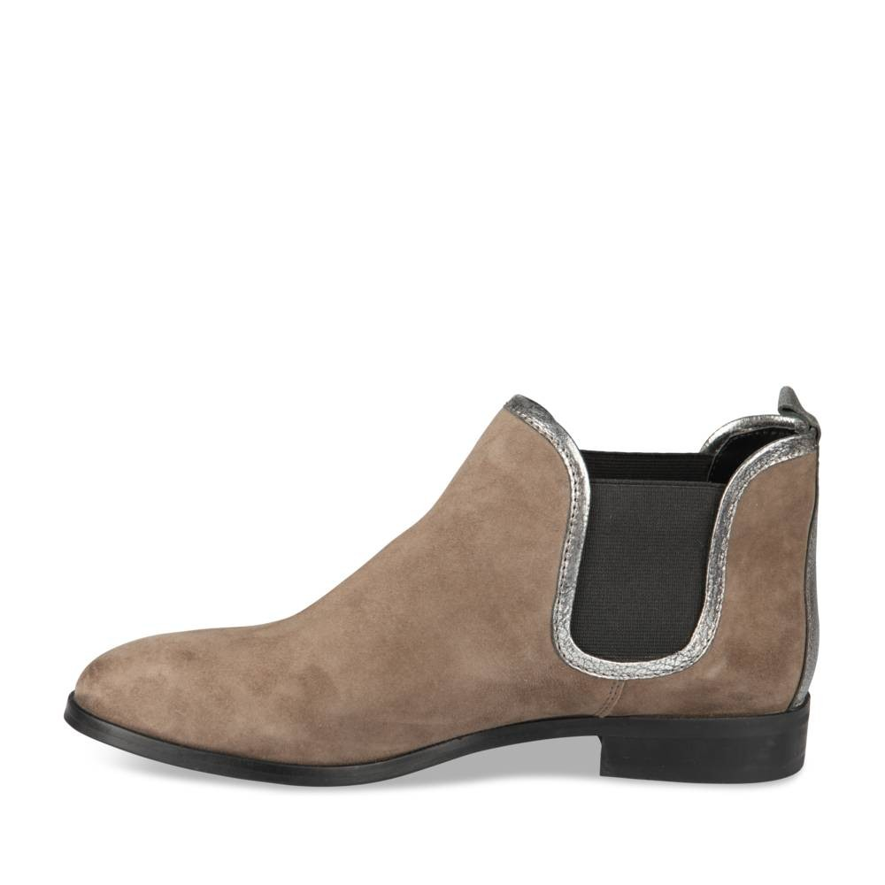 Bottines Beige Closer
