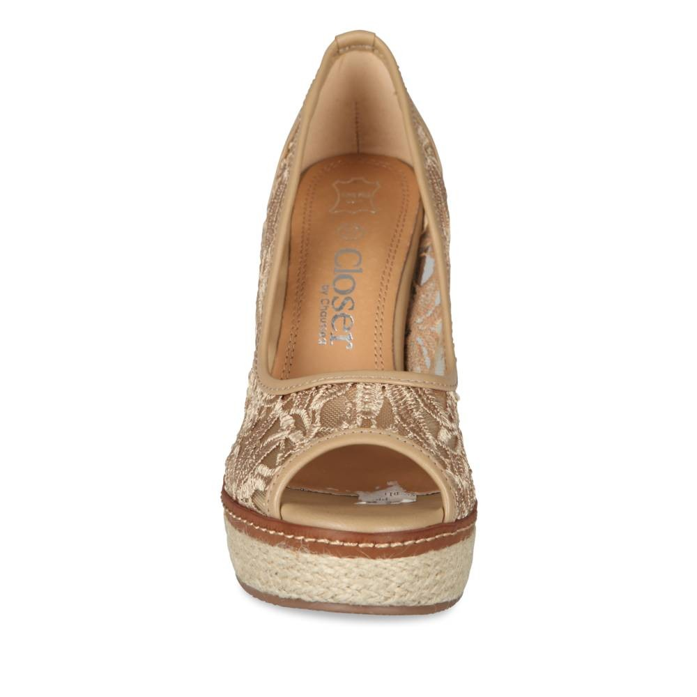 Ballerines Beige Closer