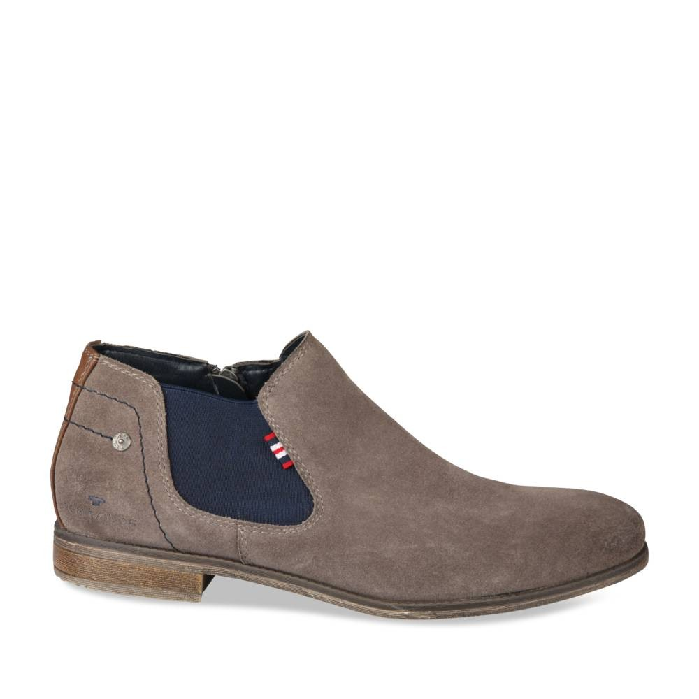 Bottines Gris Tom Tailor