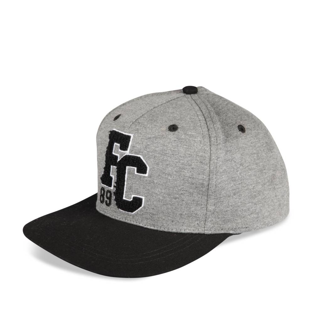 Casquette Gris Freecoder So3Mw
