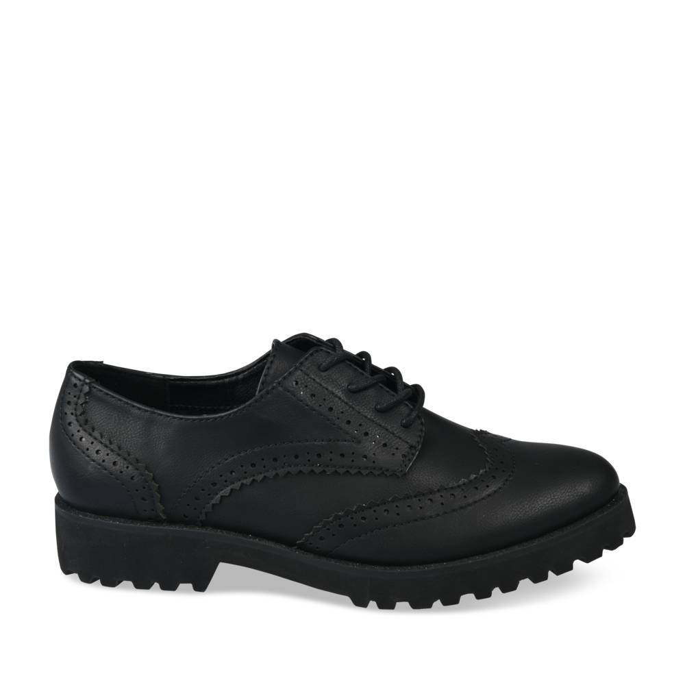 Derbies Noir Closer