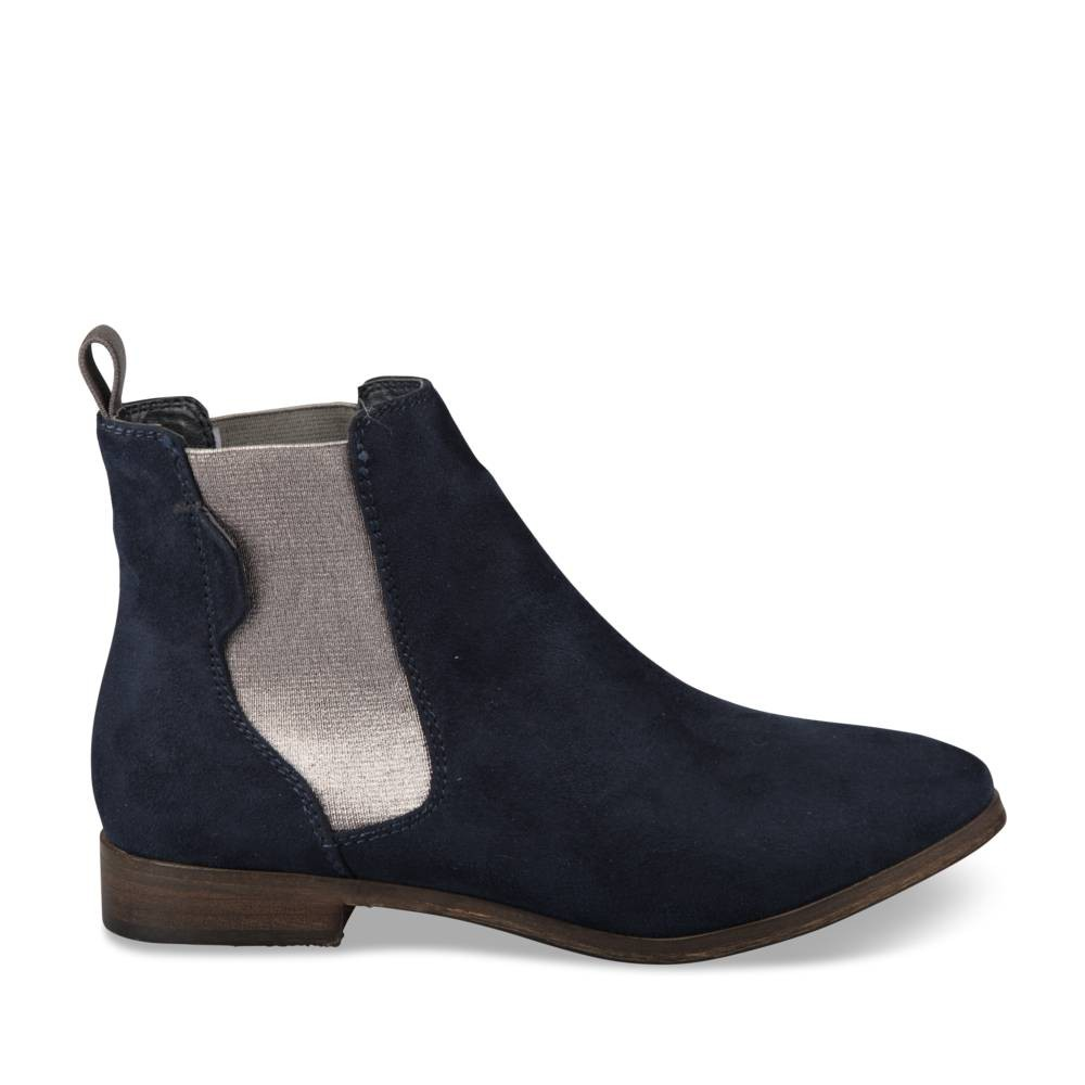 Bottines Bleu Merry Scott