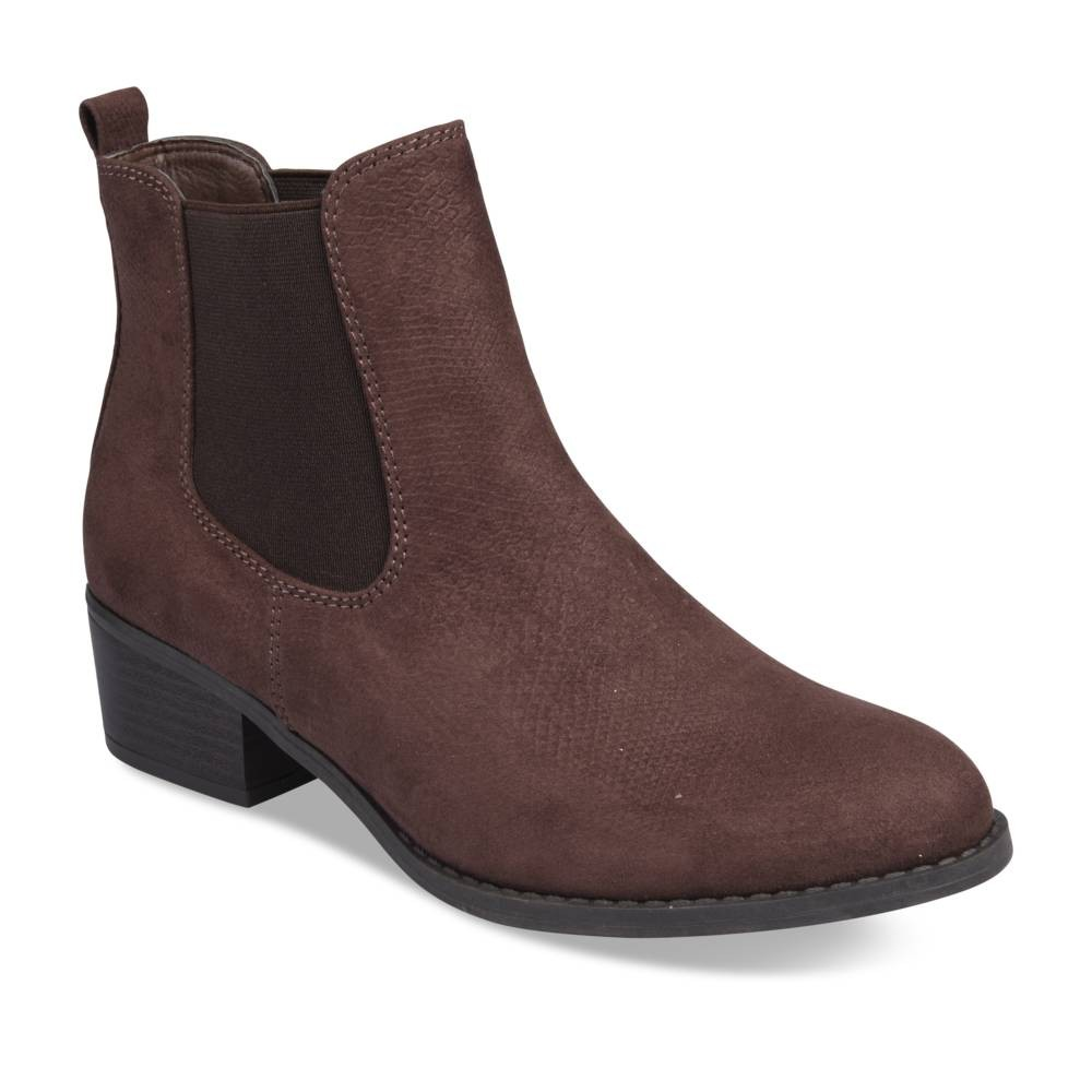 Bottines Marron Grands Boulevards