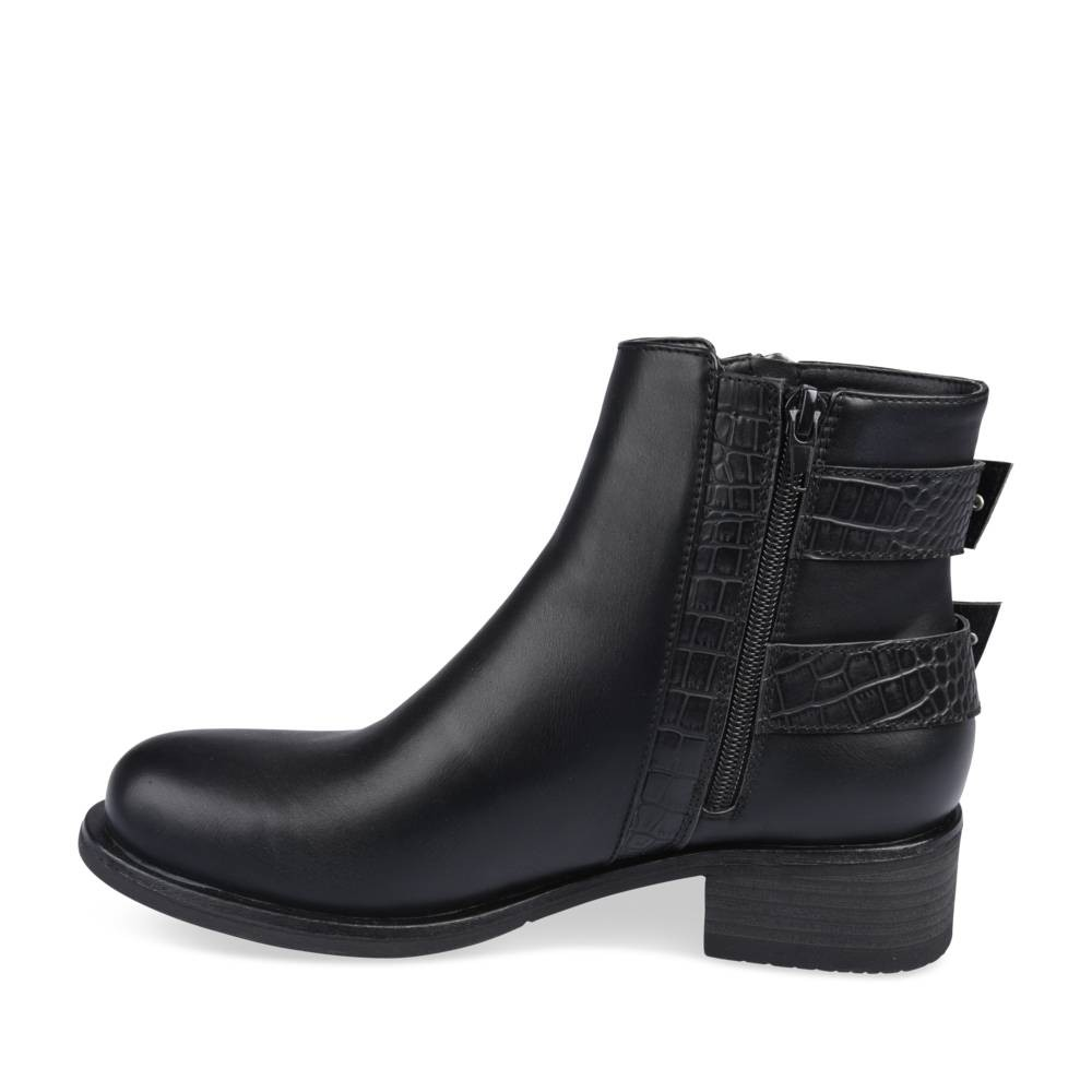 Bottines Noir Merry Scott
