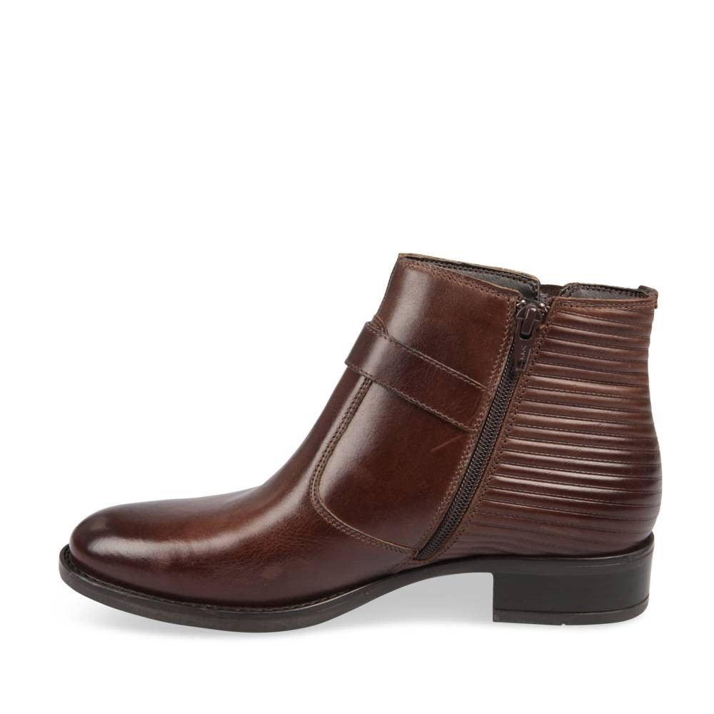 Bottines Marron Megis Casual