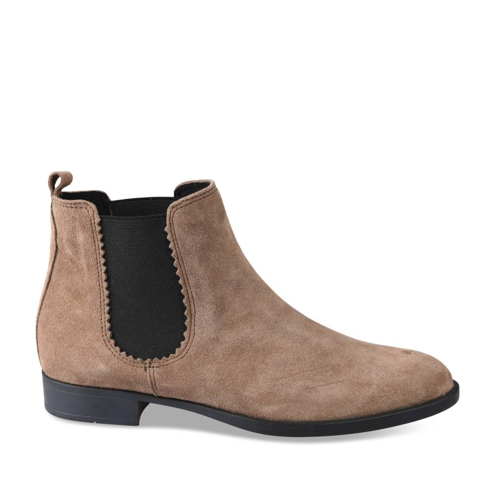 Bottines Beige Megis Casual