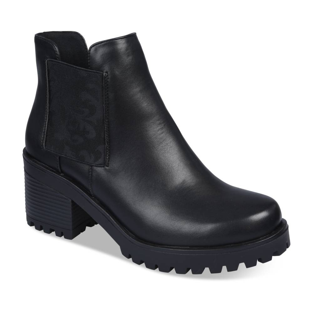 Bottines Noir Closer
