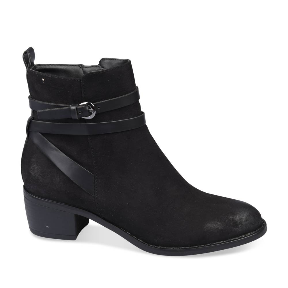 Bottines Noir Grands Boulevards