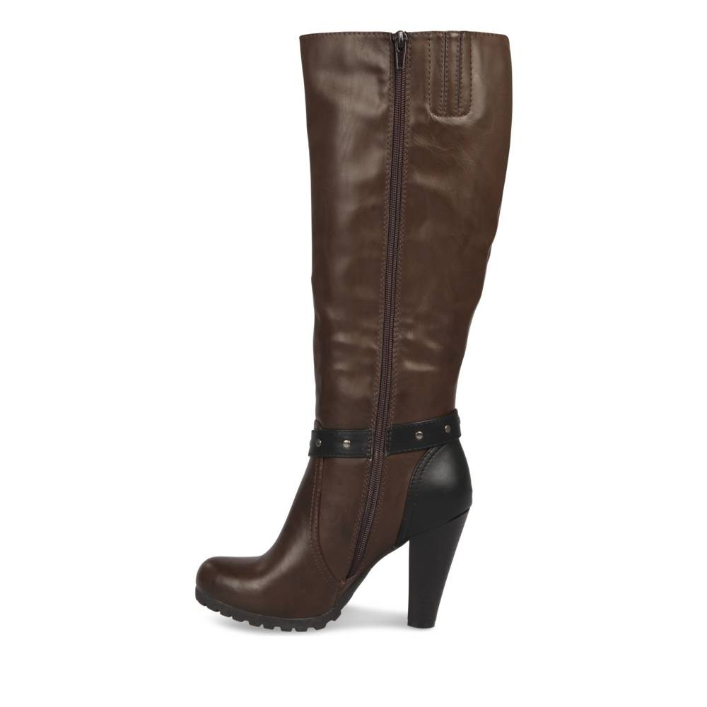 Bottes Marron Closer
