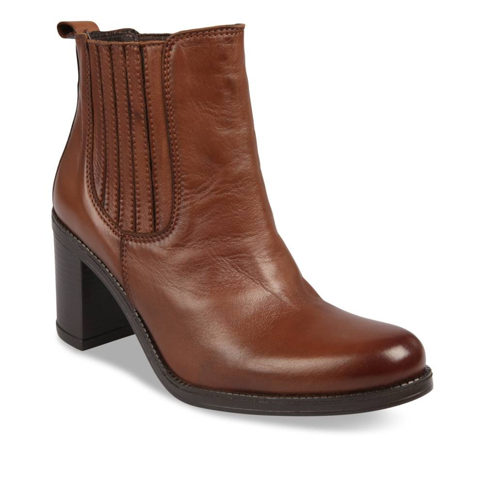 Bottines Marron Megis Elegant