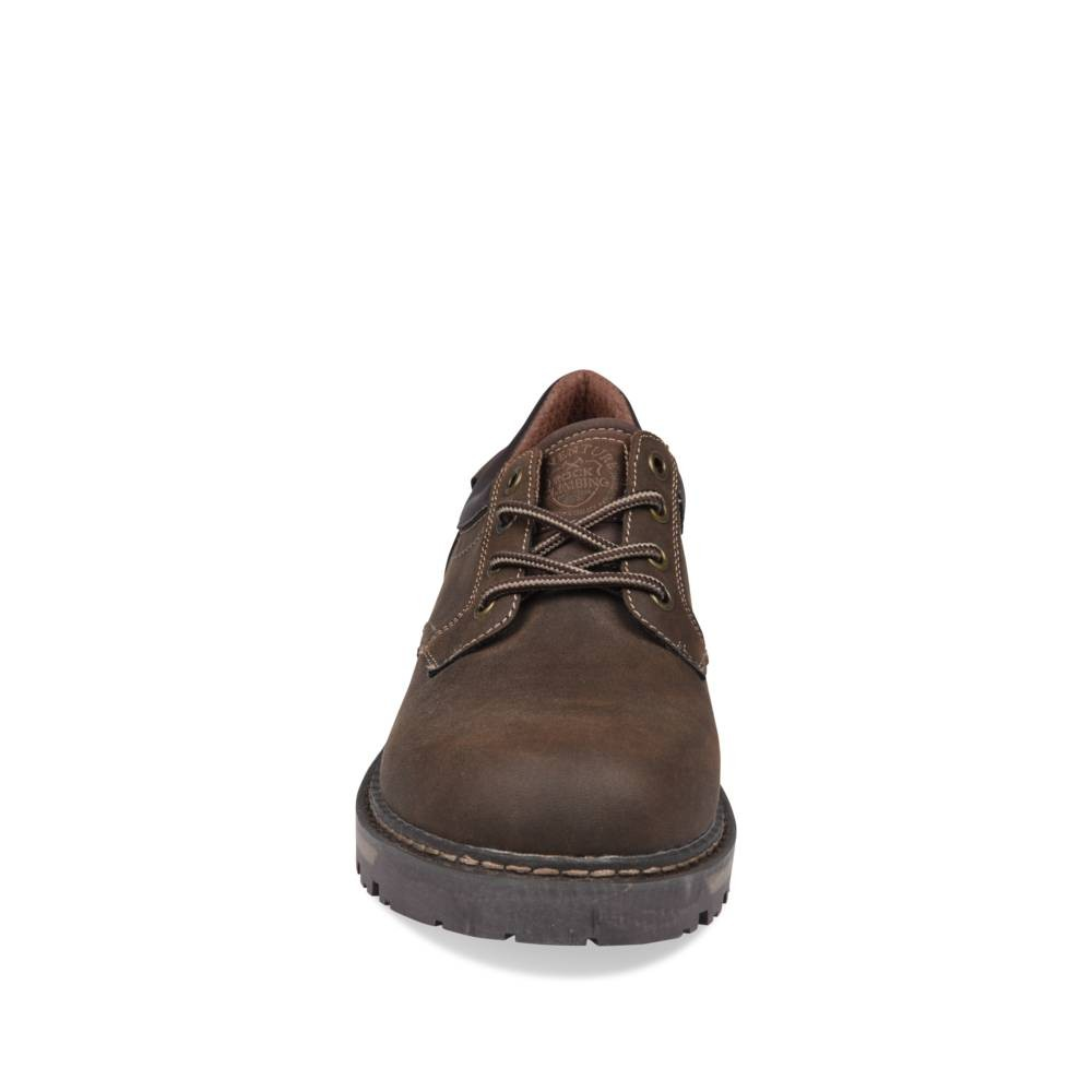 Derbies Marron Cape Mountain