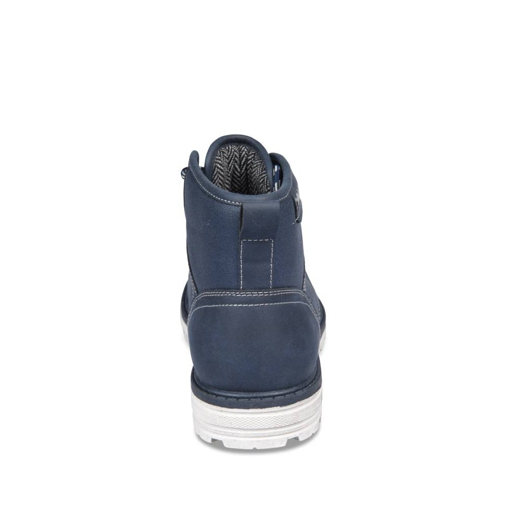 Bottines Bleu Denim Side 25IlzX