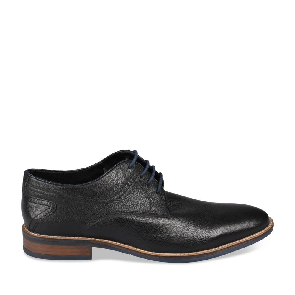 Derbies Noir Matteo Rossi