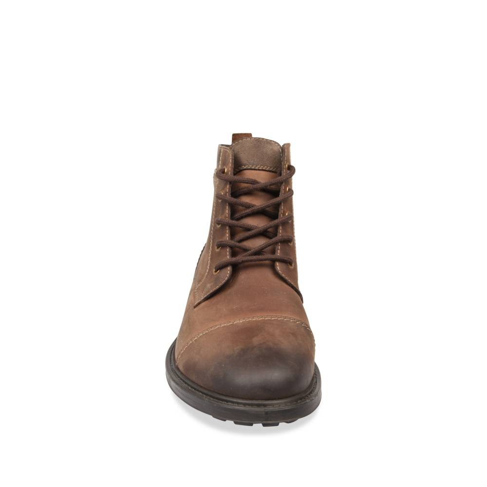 Bottines Marron Cape Mountain Cuir 5Ten7