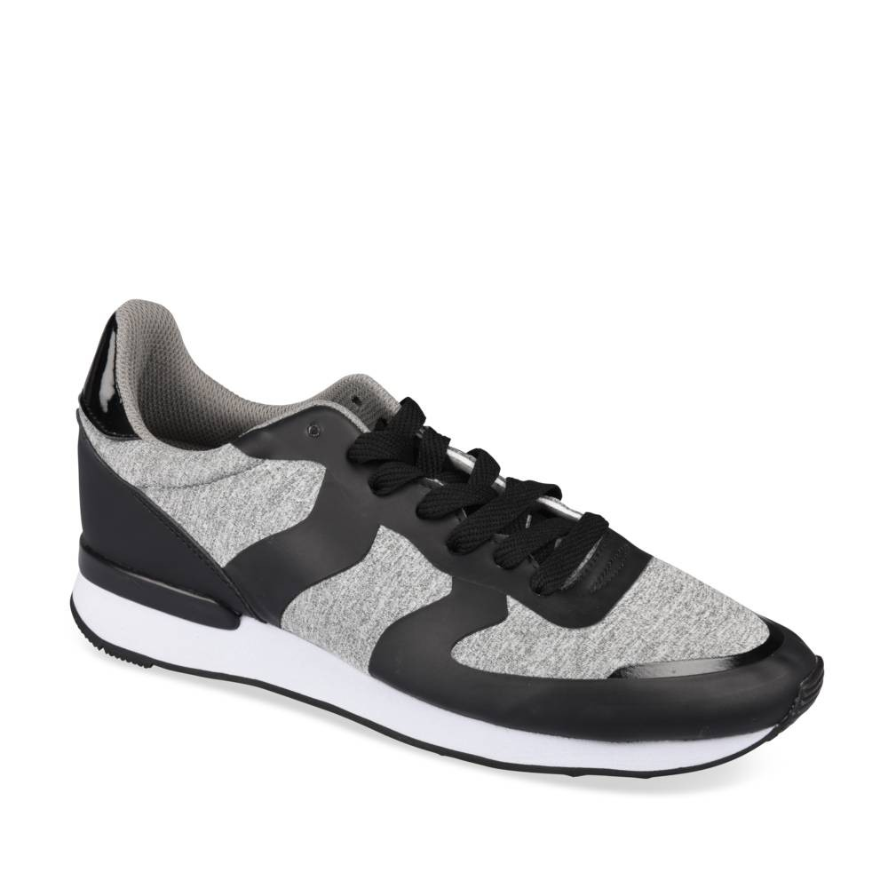 Baskets Gris Freecoder Sport