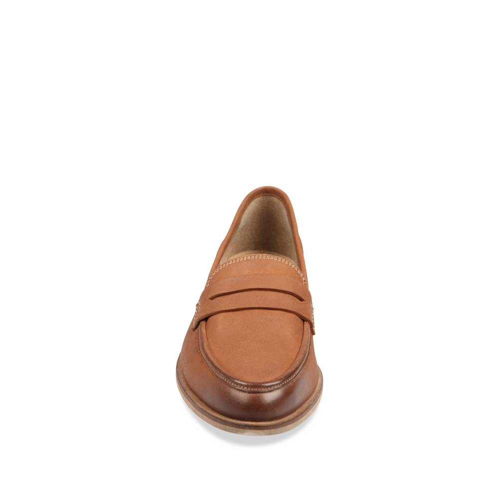 Mocassins Marron Megis Casual