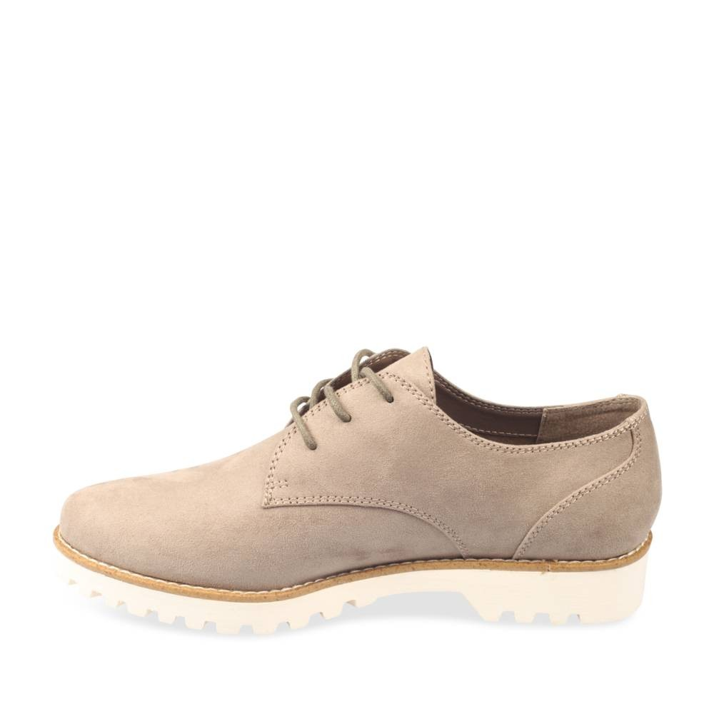 Derbies Beige Angela Thompson