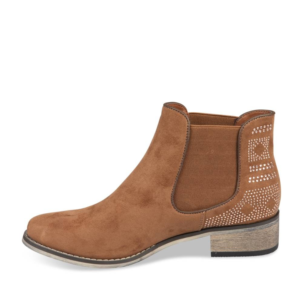 Bottines Marron Merry Scott