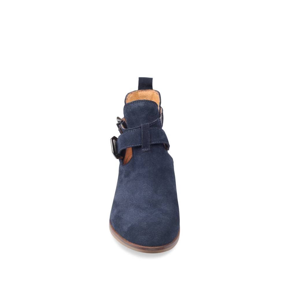 Bottines Bleu Megis Casual
