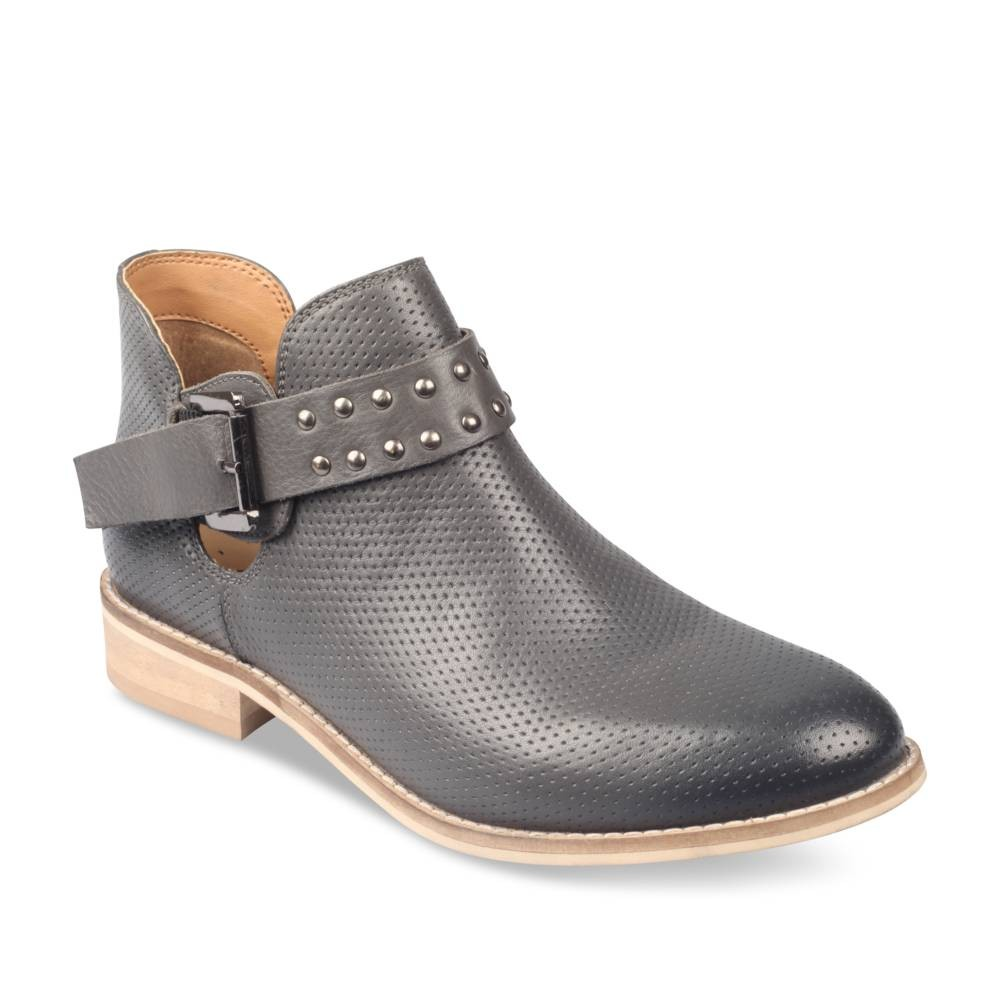 Bottines Gris Megis Casual