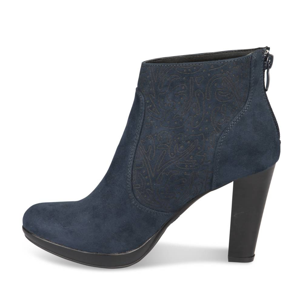 Bottines Bleu Angela Thompson