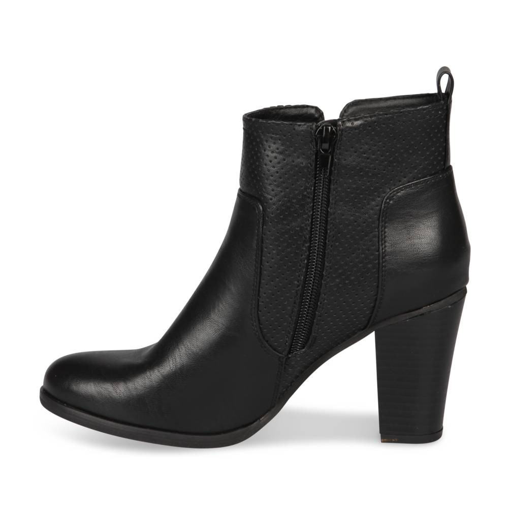 Bottines Noir Angela Thompson