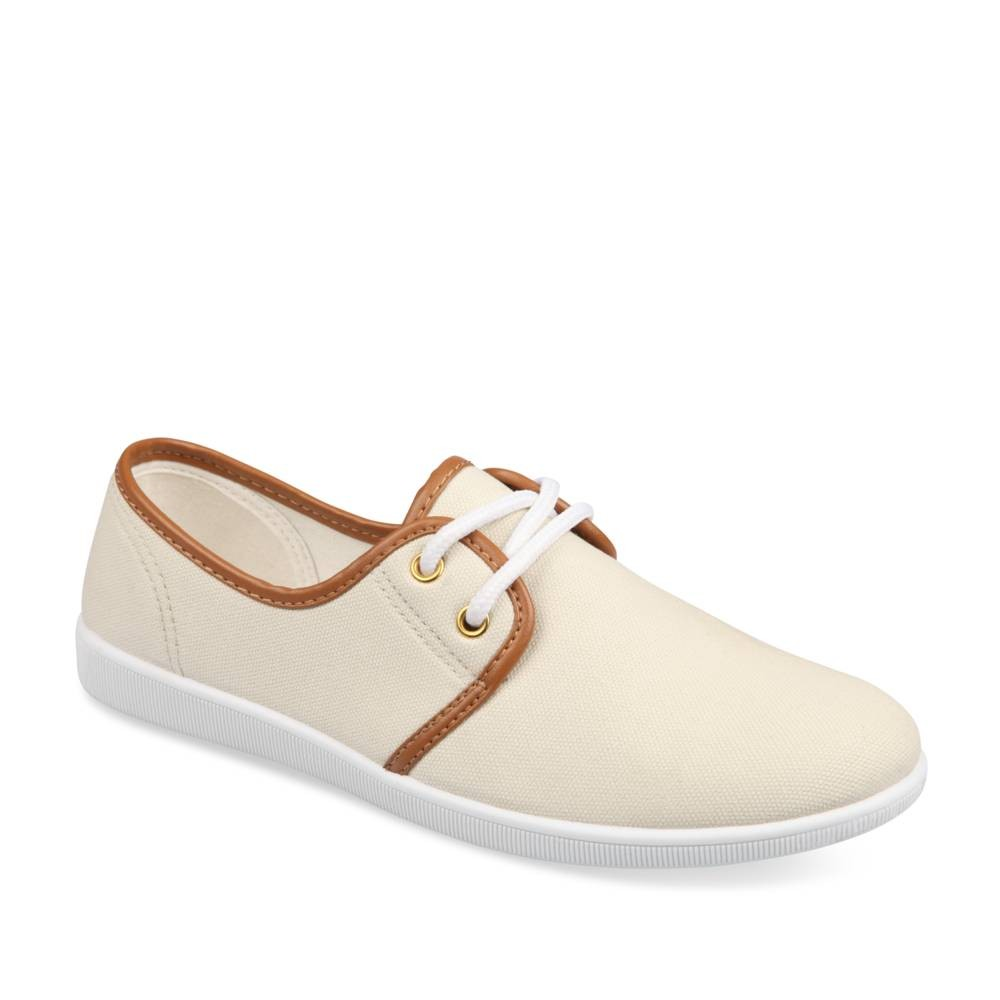 Réduction dernière conception avant-garde de l'époque Baskets BEIGE MERRY SCOTT - Femme - Destockage