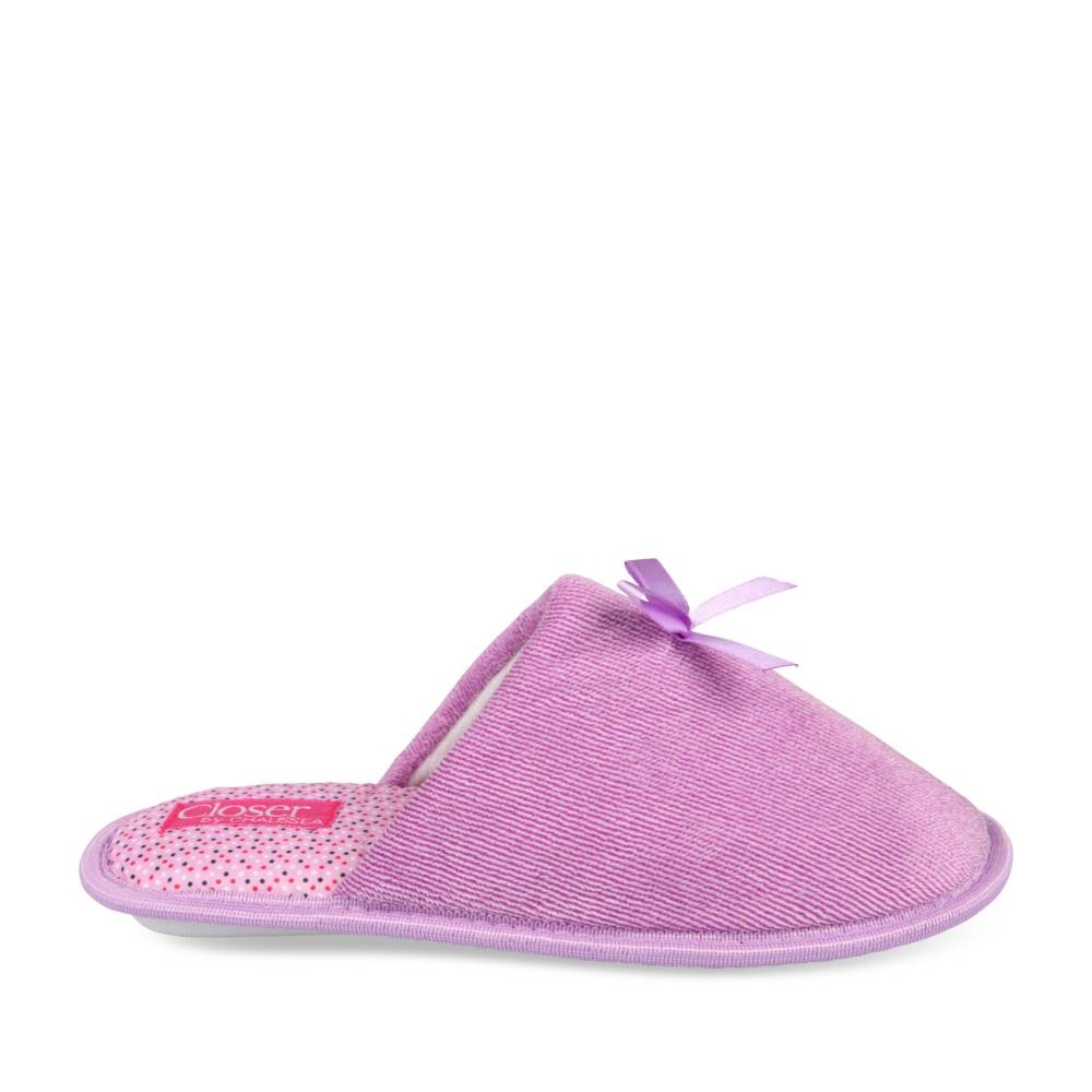 Chaussons Violet Merry Scott