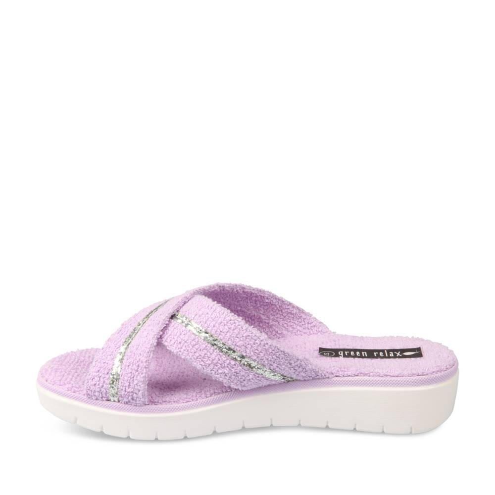 Chaussons Violet Green Relax