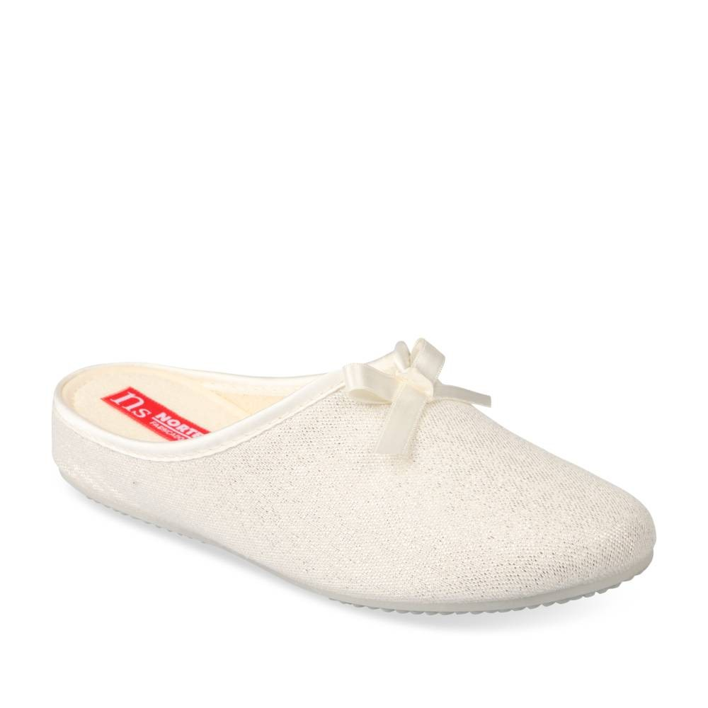 Chaussons Blanc Chaussea