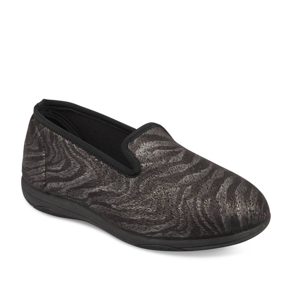 Chaussons Noir Chaussea