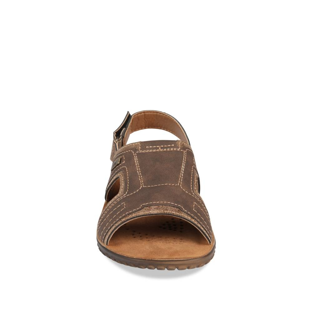 Nu-Pieds  Marron Cape Mountain