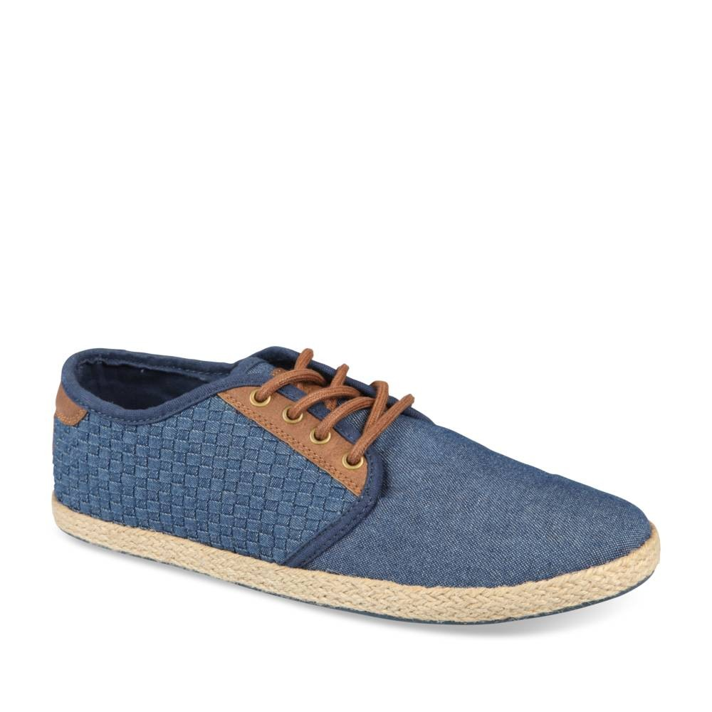 Espadrilles Bleu Denim Side V0Auy6DHD