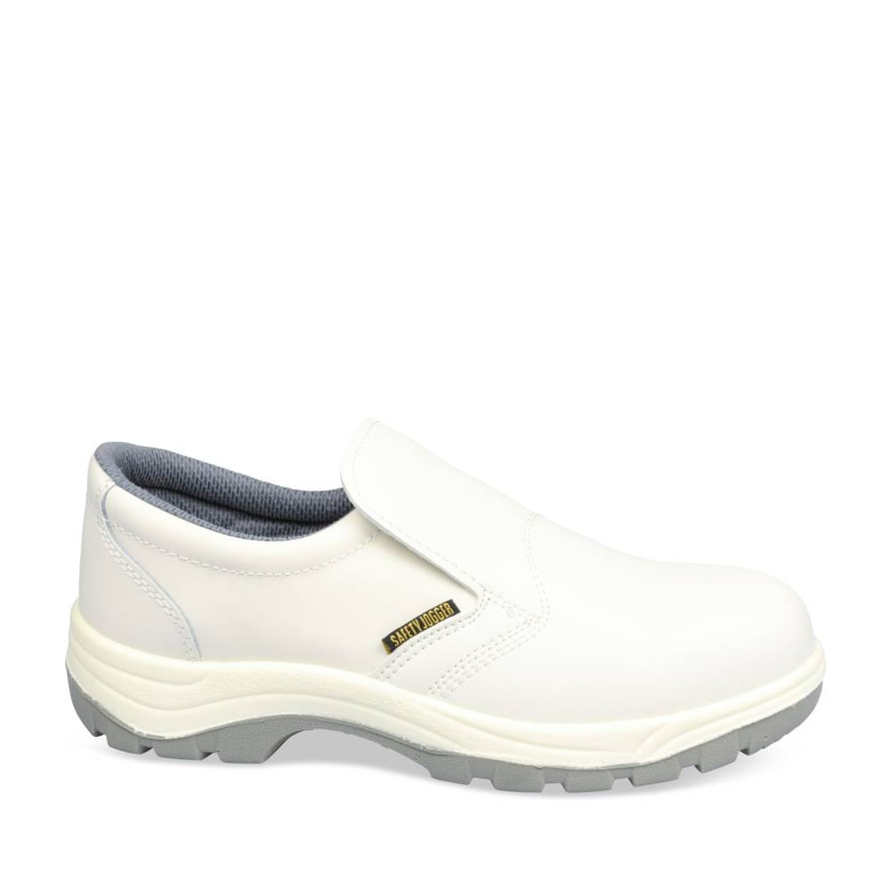 Chaussures De Securite Blanc Safety Jogger