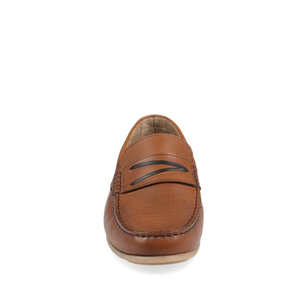 Mocassins Marron Cape Board