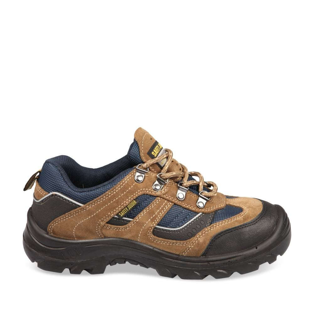 Chaussures De Securite Marron Safety Jogger