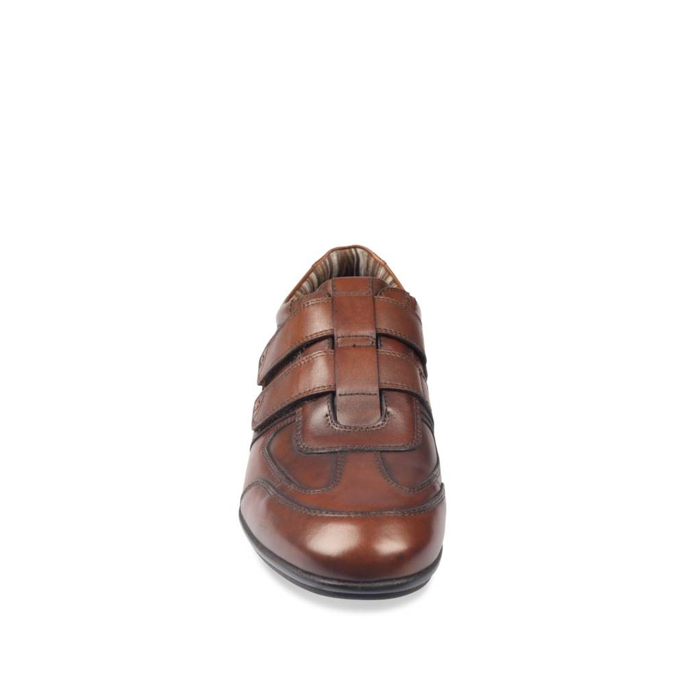 Derbies Marron Neosoft Homme Cuir