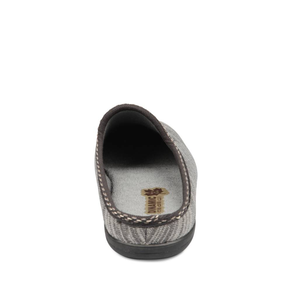 Chaussons Gris Chaussea