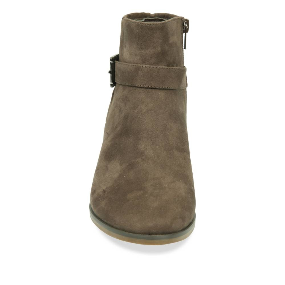 Vente Boutique Faire Du Shopping Bottines plates GRIS MERRY SCOTT - Femme - Soldes jusqu'à -70% JG2fZPqC6