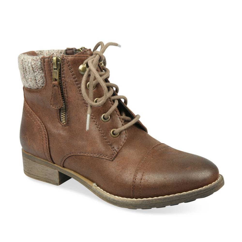 Bottines Merry ScottFemme Plates Marron n8wPk0OX