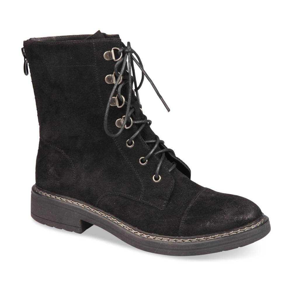 Bottines Noir Myb